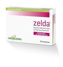 Zelda per il benessere in menopausa! con Lattoferrina