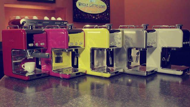 Espresso Coffee: Delonghi Kmix Espresso Maker Review