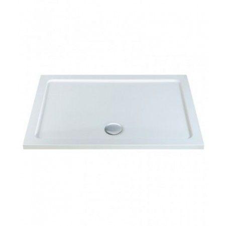 1700 X 900 Rectangular Shower Tray Durastone Low Profile