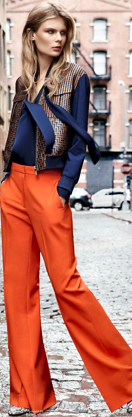 Best 25+ Orange pants outfit ideas on Pinterest | Womenu0026#39;s orange jeans Coral jeans and Orange ...