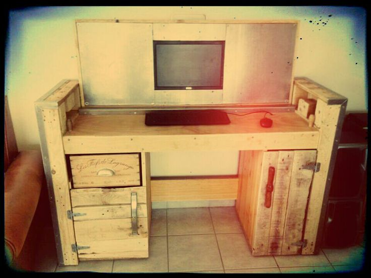 Bureau all-in-one