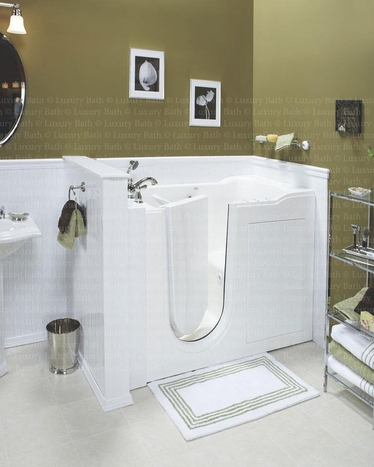Dream Kitchen And Bath Nashville: 8 Best Luxury Bath Walk-In Tubs Images On Pinterest