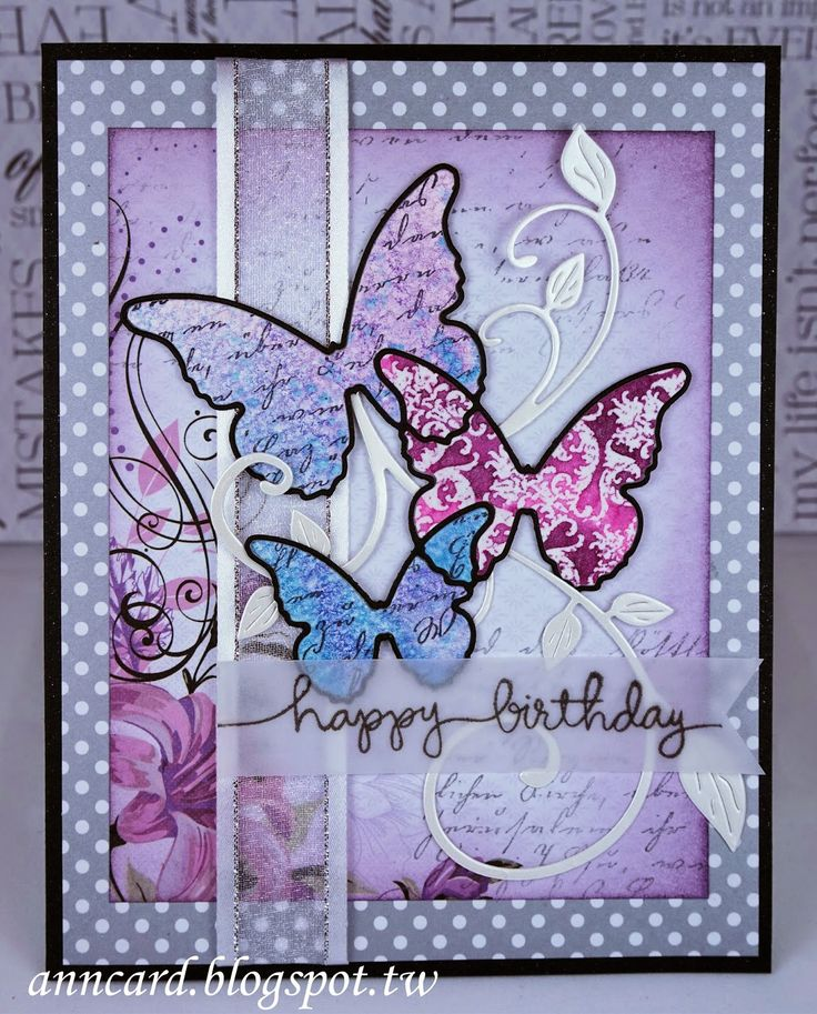 Image result for Memory Box floating butterflies