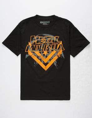 METAL MULISHA Darkness Mens T-Shirt  4839f62f47b