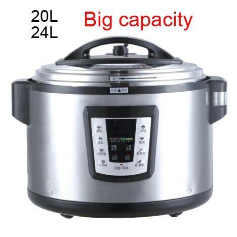 large electric industrial flange sealing high pressure cooking pot interlayer cooker