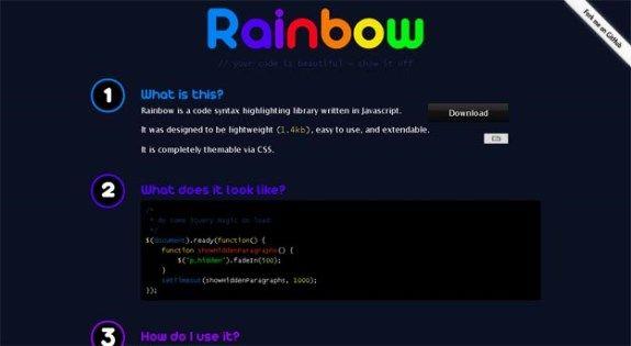 Top 10 Code Syntax Highlighter jQuery Plugins