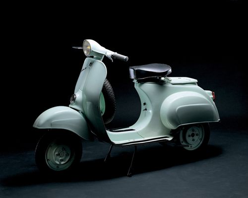 1963 : Vespa 50cc