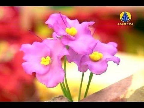 getlinkyoutube.com-Tudo Artesanal |  Violetas na Janela por Alessandra Assi - 15…