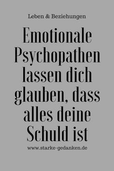 Männer, wenn ihr diese 5 Dinge tut, seid ihr emotionale Psychopathen