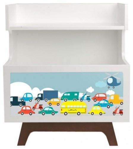 Muu   Sam Storage Piece   Modern   Toy Storage   By