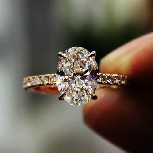 Most Beautiful Engagement Rings In History Vintage Styles