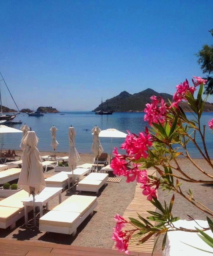 Summertime in Grikos.. Feel the true aura of Patmos!