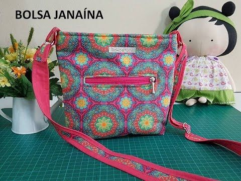 DIY - Trailer Bolsa Pequena by Silvia Ramos Atelier - YouTube