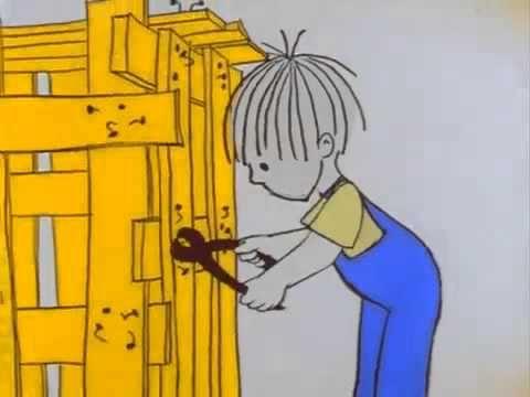 Totte - Totte bygger