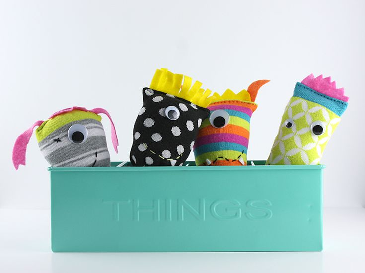 Not only are these guys super easy, fun and inexpensive to make, they're going to a great cause. - Includes Tutorial