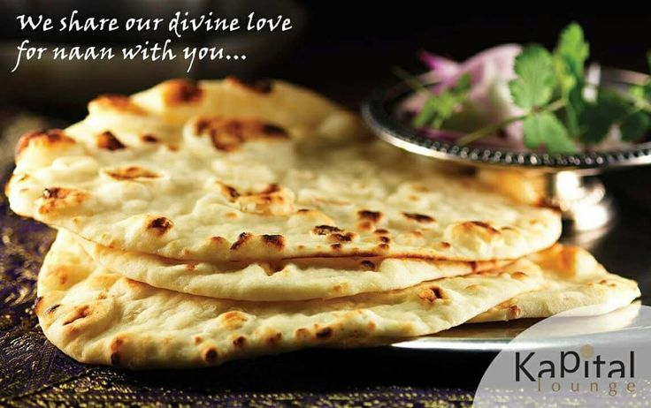 There is no Indian bread that is more famous than the Naan! They are perfect for mopping up the gravy in Indian curries.   We serve the most delicious, fluffy, golden brown naans for your delight... only at Kapital Lounge.  #TheManaliInn #foodie  #yummy #KapitalLounge #Manali #Funtimes #Food #pizza #Italiancuisine  #foodporn #manalicalling #holiday #trekking #Himachal #leh #Kasol #Food #vegetarian #hungercure  #himalaya #luxury #hotel #restaurant #relax #enjoy #goodfood #hookah #pasta