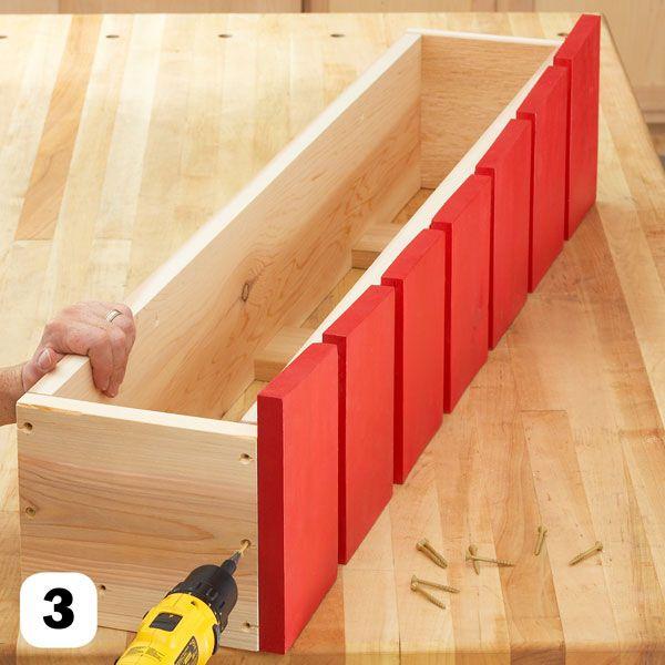 Ящик балконный своими руками.