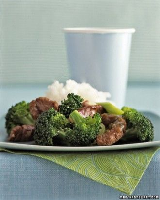 "See the ""Sesame Beef and Broccoli"" in our  gallery"