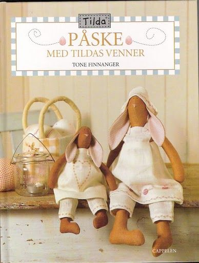 Tildas Påske / Tilda's Easter.  Free e-book