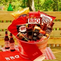 Bud Time Barbecue Gift Set - Lg
