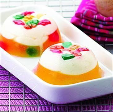 :: Puding Yoghurt Gummy :: Kue dan Puding :: Resep :: Ayahbunda ::