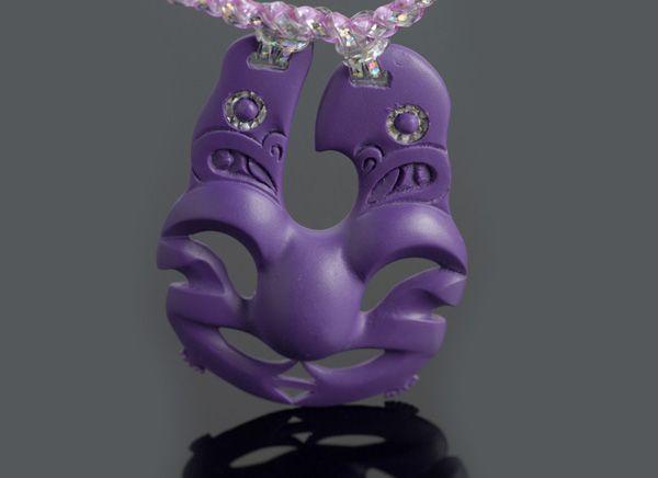 Resin Purple - Tautau