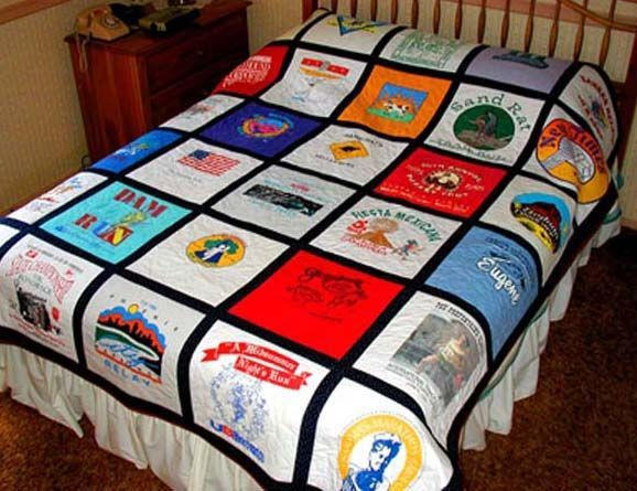 T-shirt Quilt Instructions