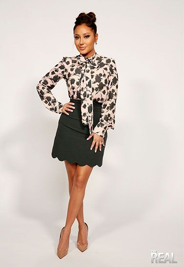 Find out what Tamera, Jeannie, Mel B, Loni and Adrienne are rocking this Wednesday!