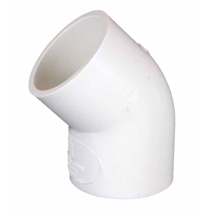Find Holman 20mm 45° White PVC Elbow at Bunnings Warehouse. Visit your local store for the widest range of bathroom & plumbing products.