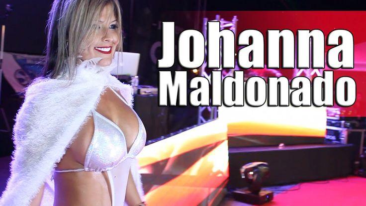 Johana Maldonado Chicas car audio