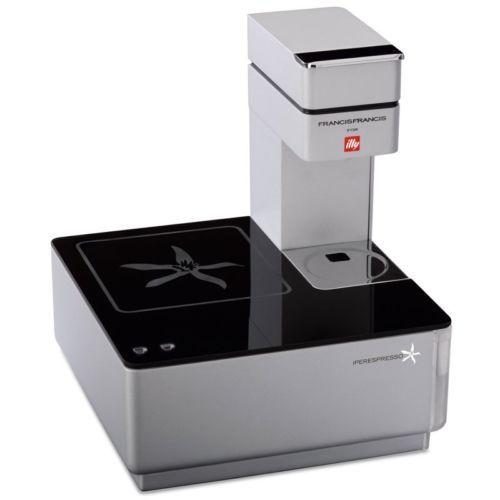 Illy-Y1-1-Touch-Francis-Kaffeeautomat-Iper-Espresso-Maschine-Kaffeemaschine-WOW