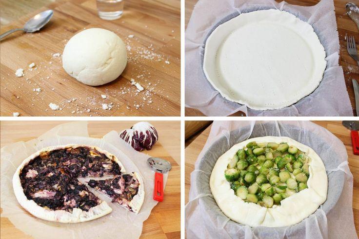 La pasta sfoglia senza glutine è una base molto semplice e utile per realizzare torte salate, rustici e molto altro. Vediamo insieme come