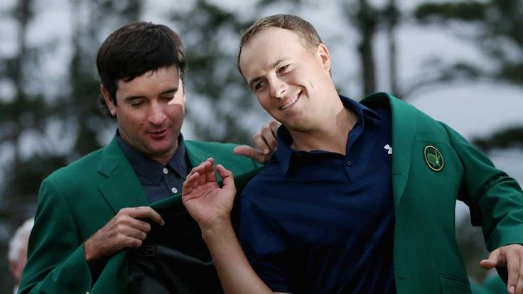Jordan Spieth shows few nerves in winning first Masters title at Augusta from Rose and Mickelson