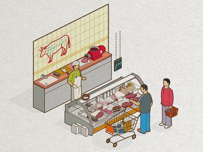 butcher by anil yanik