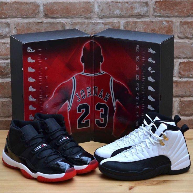 Air Jordan Countdown Pack CDP 11 & 12