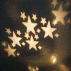 Bloomwin Projecteur Exterieur LED Blanc chaud Déplacer les étoiles étanche à l'eau IP65 LED Lampe de Projecteur Lumière extérieur intérieur…