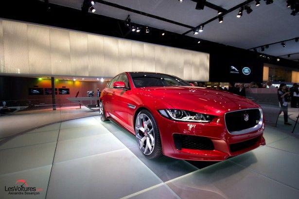 Cars - Jaguar XE : l'anglaise à l'attaque des allemandes ! - http://lesvoitures.fr/jaguar-xe/