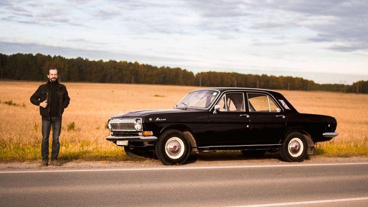 ГАЗ 24 Черная Вдова