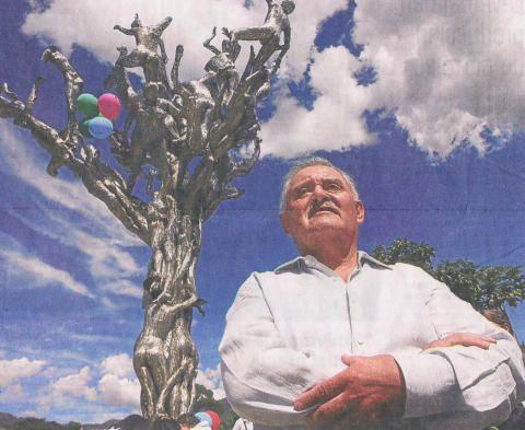 Leobardo Perez Jimenez El arbol de la vida - Colombia