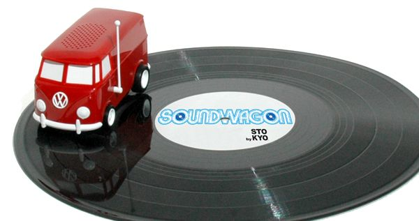 Soundwagon Portable Mini Record Player | Cool Shit You Can Buy - Find Cool Things To Buy