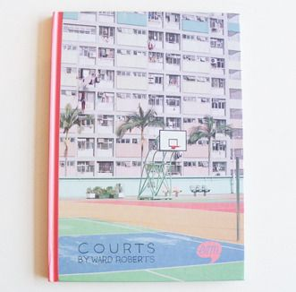 """""""Courts"""" by Ward Roberts, available for pre-order from Erm Books / And Collective"""