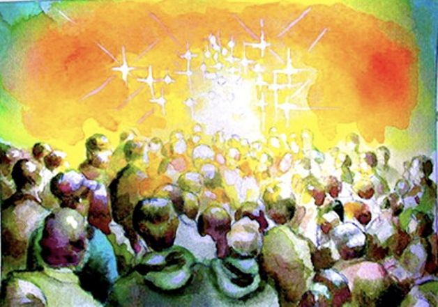 pentecost descent holy spirit