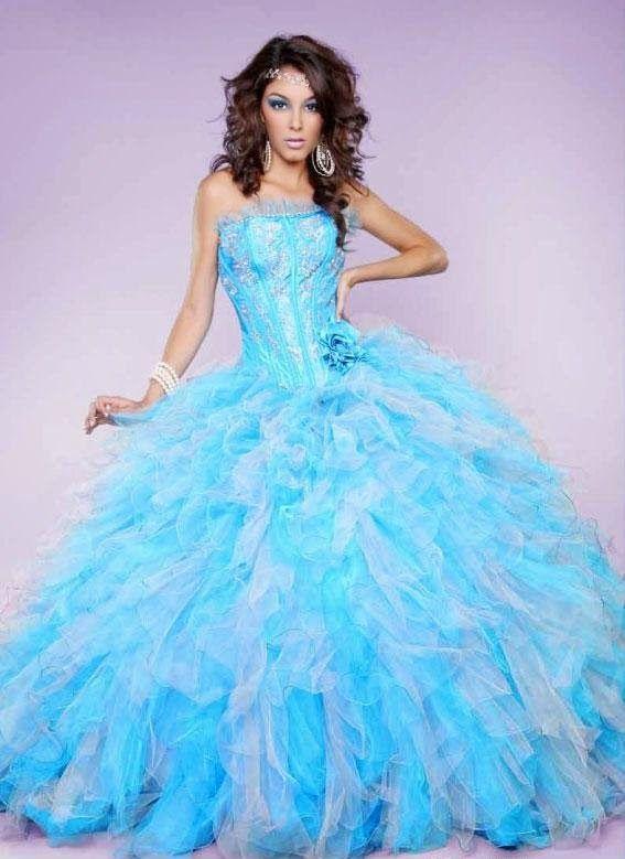4216b8930 Asombrosos Vestidos de Quinceañeras