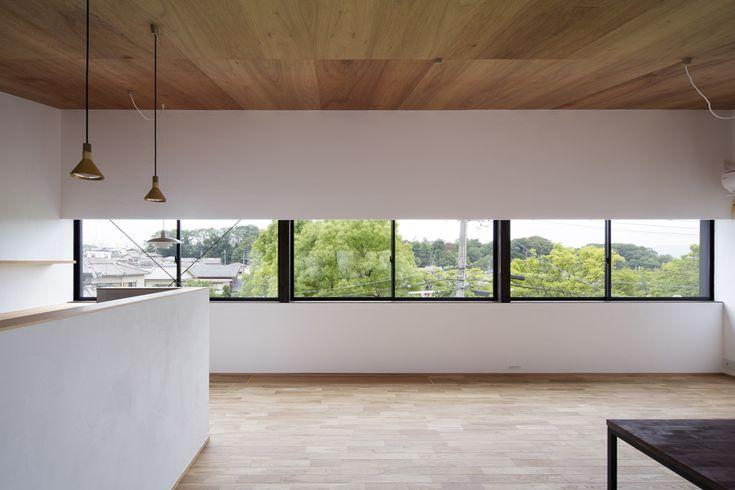 神功の家 - WORKS|株式会社 一級建築士事務所 設計組織 DNA|実績ある建築家とつくる戸建住宅 - 大阪・京都・兵庫