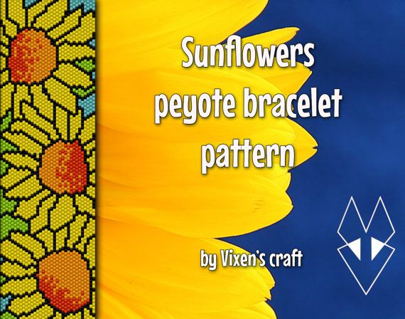 Beaded peyote bracelet cuff pattern. Pattern is created for TOHO Beads® Round, size 11/0 but you can also use TOHO Beads® Treasure or Miyuki Delica beads. Pattern stitch: Peyote Pattern columns: 34 Pattern rows: 90 Bead count: 3060 Color count: 6 Measurements: 5.066cm x 19.729cm 1.99in x 7.76in PDF-file contains total count of beads, bead graph, word chart and bead legend (with colors, producer number). The second image displayed in this listing shows you the sample of the pattern you...