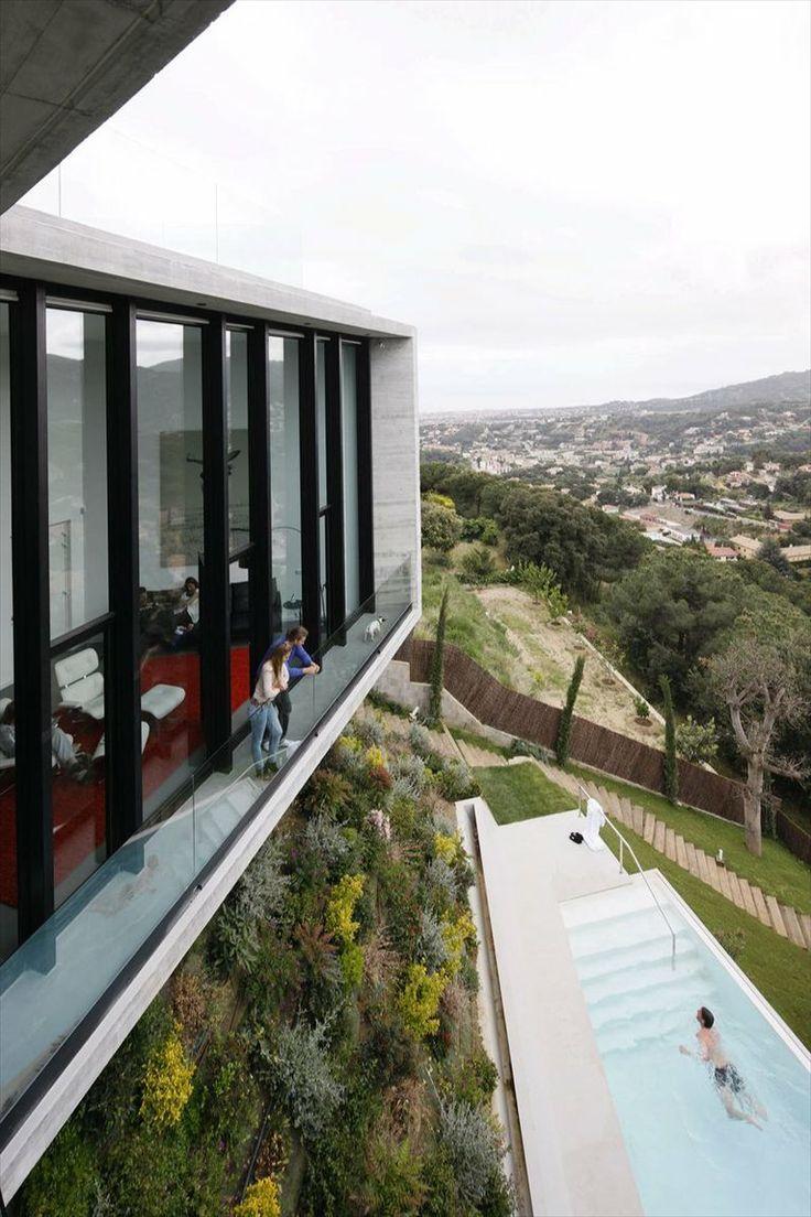 X HOUSE: LA RESIDENZA DI EDUARDO CADAVAL E CLARA SOLÀ-MORALES - in love with this