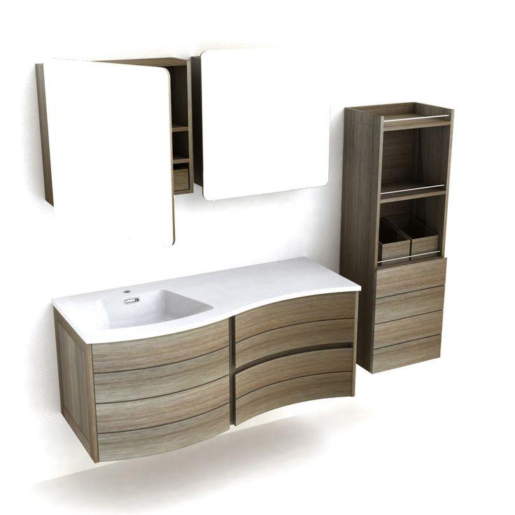 Meuble sous lavabo leroy merlin free leroy merlin meuble for Leroy merlin meuble sous lavabo