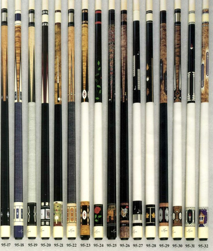 The Greatest Cues Made In Production Ever Meucci S My