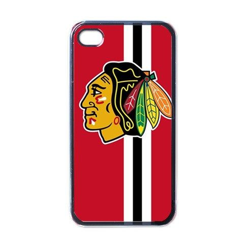 iPhone 4 Case Chicago Blackhawks Apple iPhone 4 by FirdausCase, $15.99