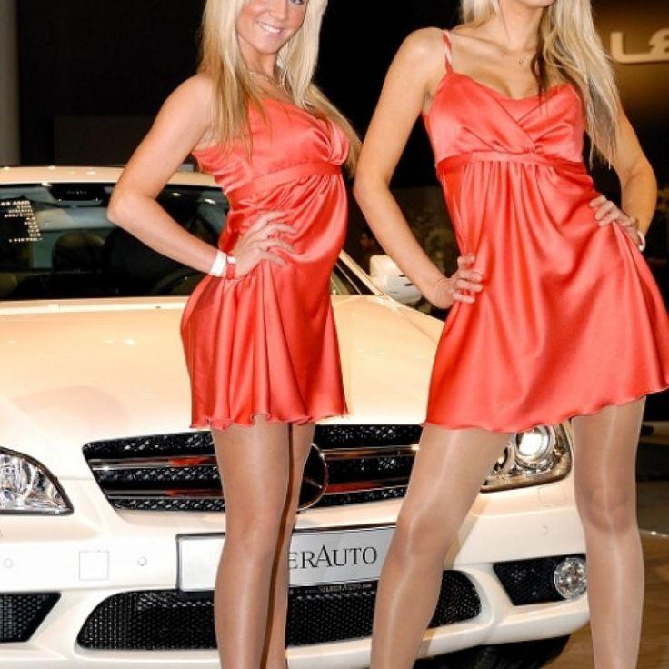 Dwie blondynki
